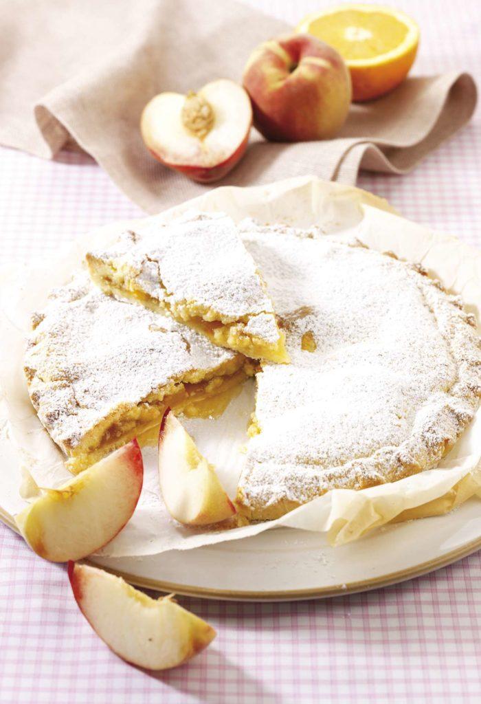 Sweet and sharp tart